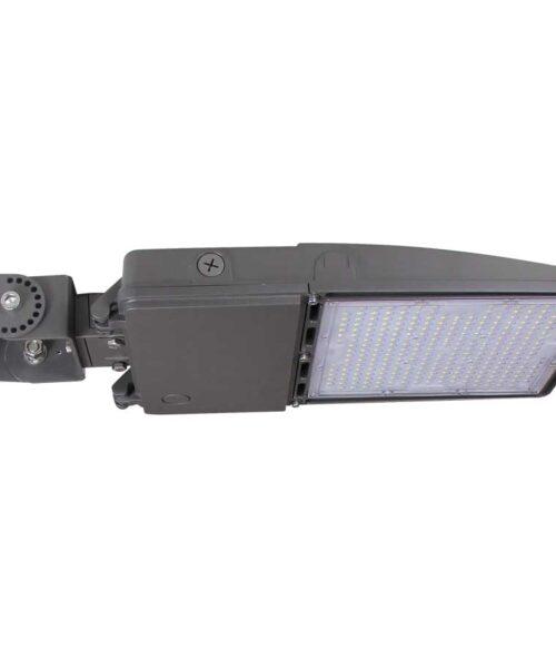 Ledshoebox light luminaire de stationnement